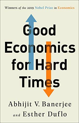 good economics for hard times book