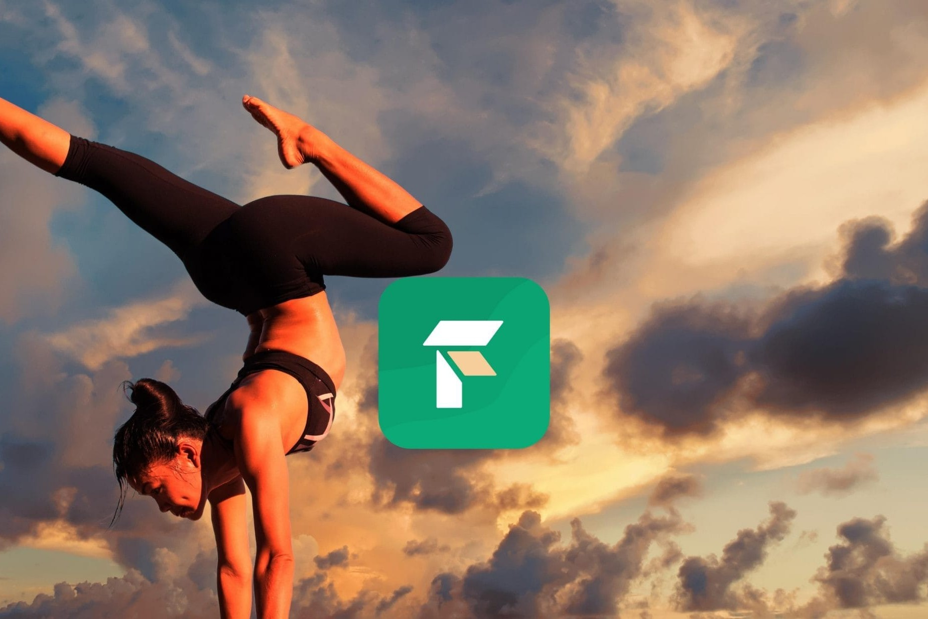 FitMyLife logo background