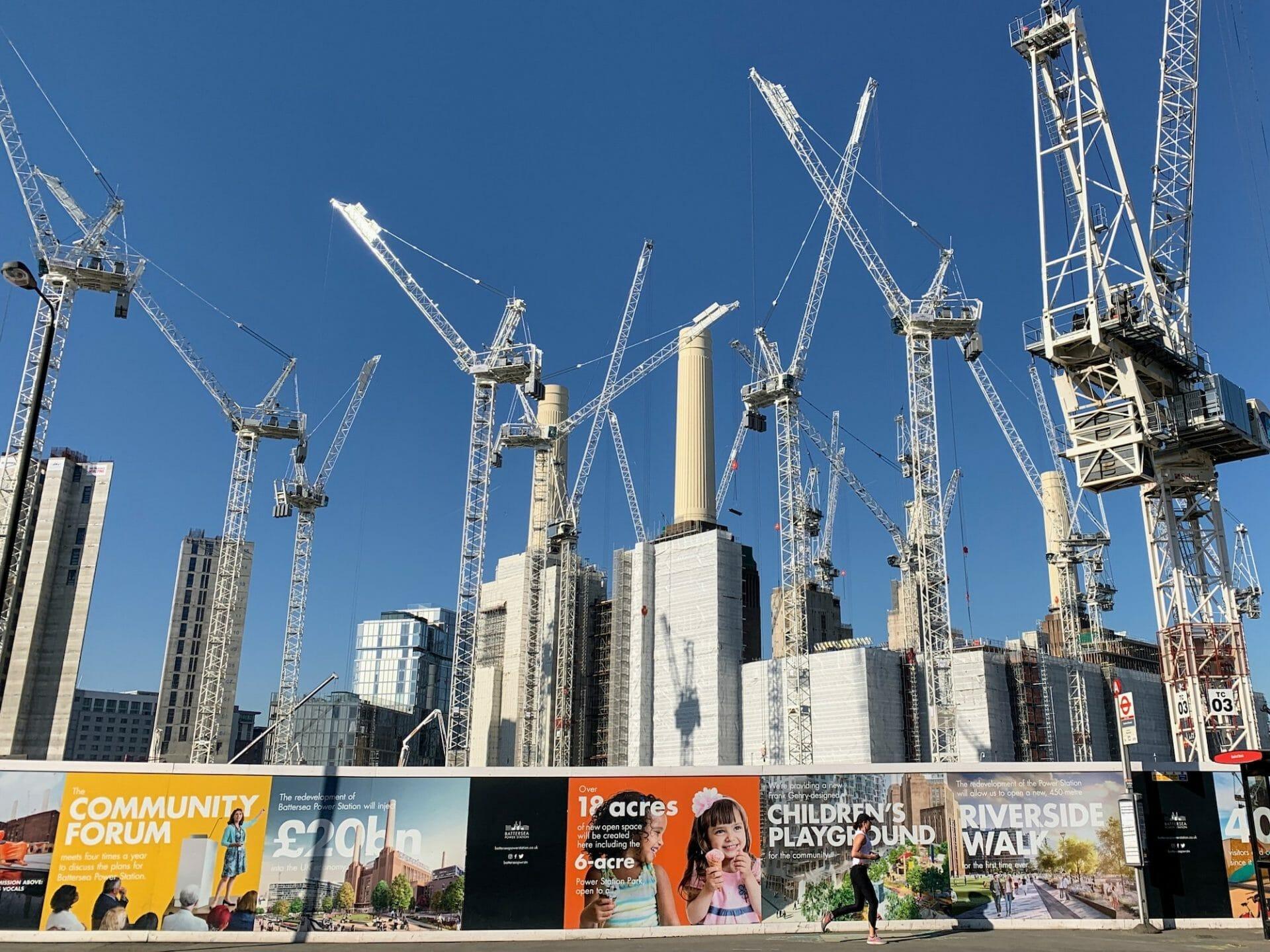 property development finance guide London UK